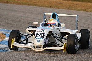 Garese obtuvo la pole en la F4 Sudamericana