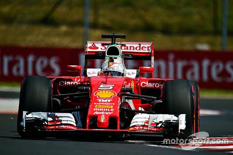 Vettel: Ferrari can still beat Red Bull in Hungary