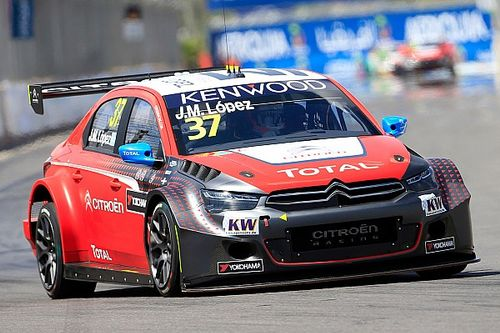 Podium spots for López and Muller in Marrakech