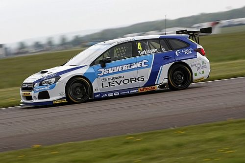 Subaru's Thruxton problems are solved, says Turkington