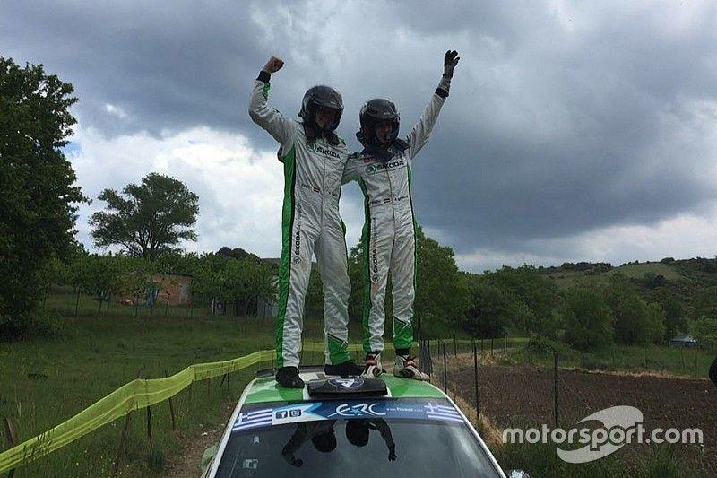 Сирмацис впервые победил в чемпионате Европы