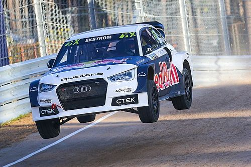 """Ekstrom warns WRX points lead """"could disappear fast"""""""