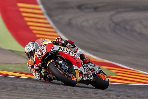 Marquez explains controversial yellow flag crash