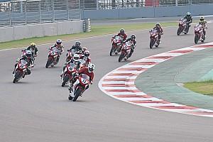 Other bike Race report Buddh Honda CBR 250: Sethu, Abhishek share wins