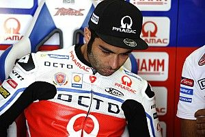 """Petrucci says teammate Redding """"right to be angry"""" about crash"""