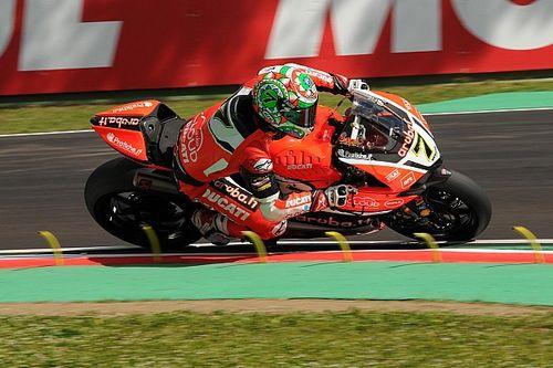 Championnat - Davies et Ducati grappillent de précieux points