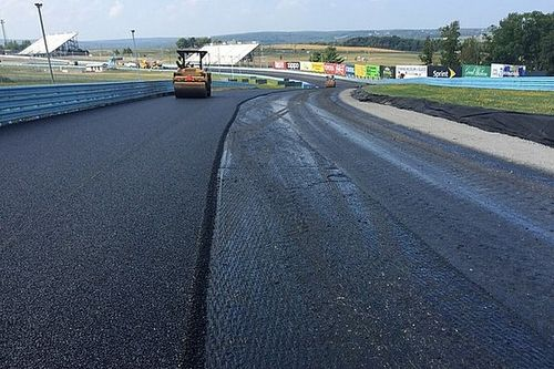 "Watkins Glen president discusses repave: ""It's going to be wild"""