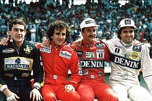 Relembre todos os 33 campeões mundiais da história da Fórmula 1