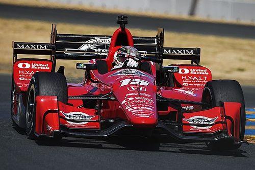 Rahal proud to be top Honda again