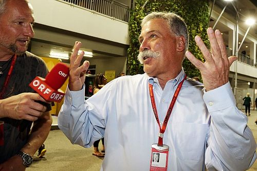 Chase Carey key to F1 digital media success, says Zak Brown