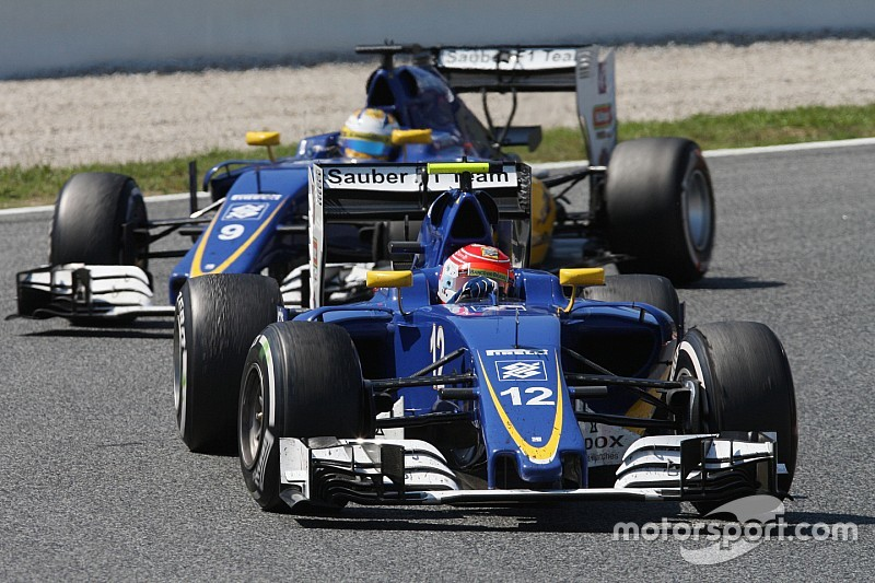 Sauber says talent, not money, will dictate 2017 line-up