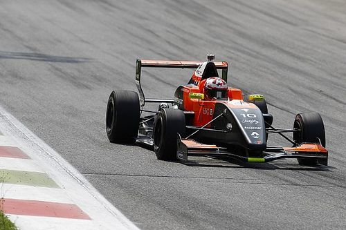 Spa Eurocup: De Sadeleer takes maiden win after Defourny's jump start