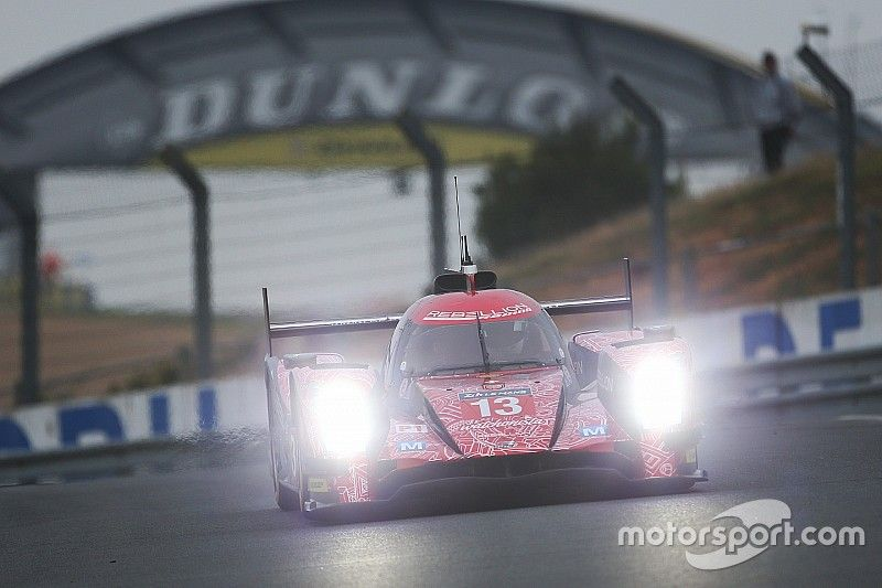 Positive Le Mans 24 Hours Test Day for Rebellion Racing
