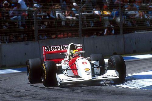 7 november 1993: De laatste zege van Ayrton Senna