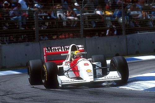 Photos - Toutes les victoires d'Ayrton Senna en F1