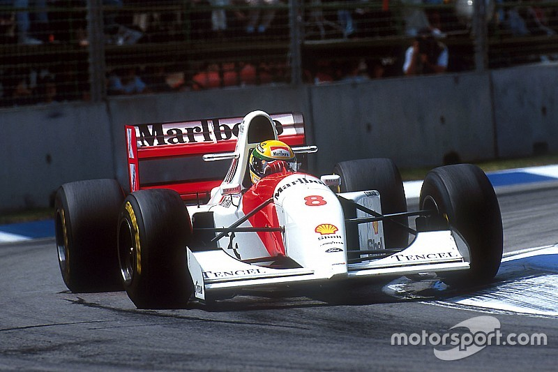 Gallery: McLaren F1 cars from MP4/1 through MP4-31