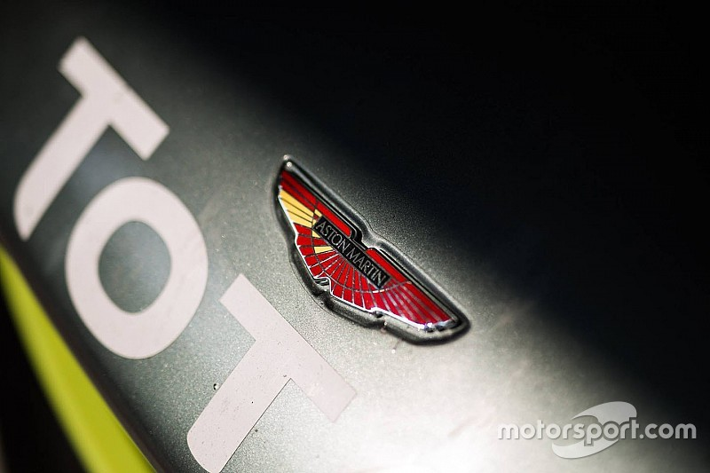"Aston Martin ""encouraged"" by 2021 F1 engine plans"