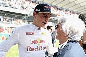 Bernie Ecclestone: Niemand möchte neben Verstappen fahren
