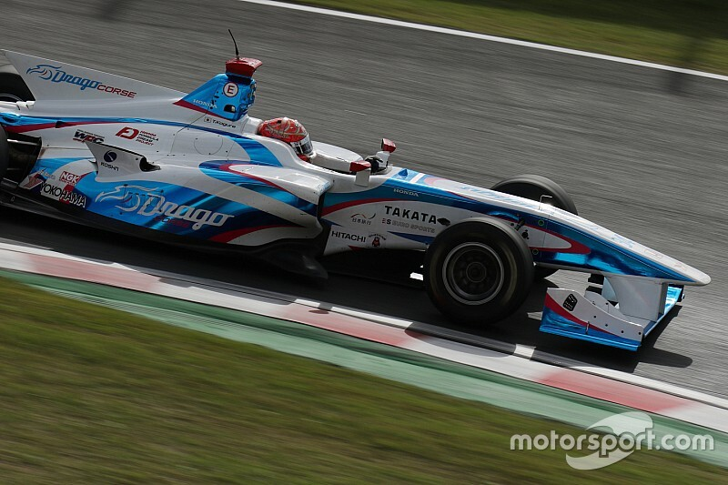 Michigami's Drago Corse squad returns to Super Formula grid