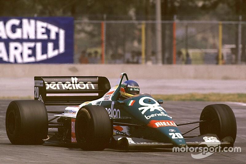 GALERÍA: Todas las victorias de Benetton en F1