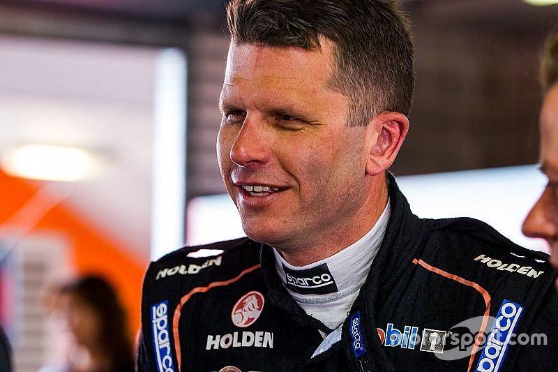 Tander returns to Garry Rogers Motorsport