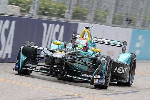 Hong Kong ePrix: Piquet heads NextEV 1-2 after Super Pole cancelled