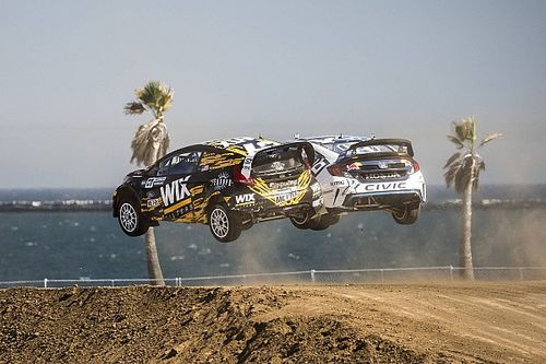 Global Rallycross to compete in Louisville