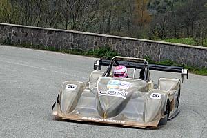 Christian Merli porta al debutto l'Osella Fa30 Evo al Master Drivers