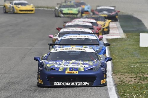 "Ferrari Challenge Europe: ""Babalus"", Nelson e Loefflad brillano a Monza"