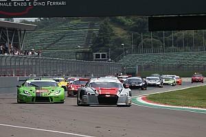Record stagionale di iscritti per il round di Imola del GT Italiano 2019