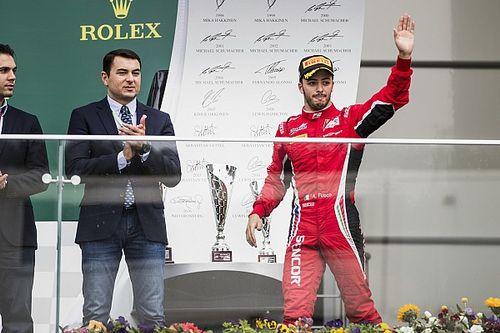 """Fuoco: """"Il fumo dalla macchina di Markelov mi è costato la vittoria"""""""