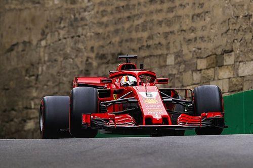 """Vettel: """"El Ferrari va bien, lo que falta soy yo"""""""