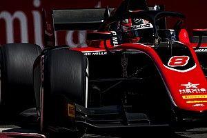 F2 Baku: Russell menangi Sprint Race, Gelael tabrak dinding