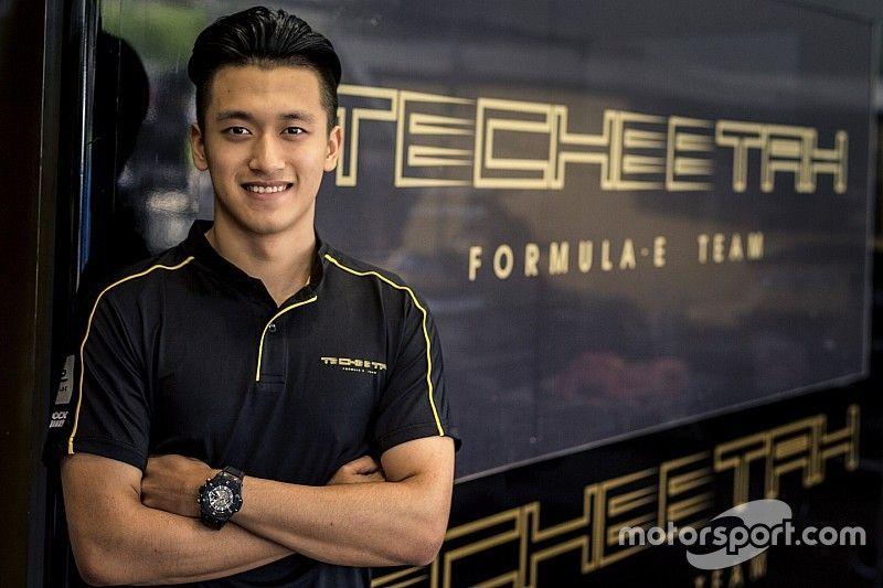 Guan Yu Zhou, junior della Ferrari, si unisce alla Techeetah