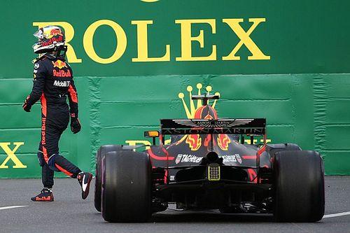 Verstappen et Ricciardo réprimandés après leur accrochage