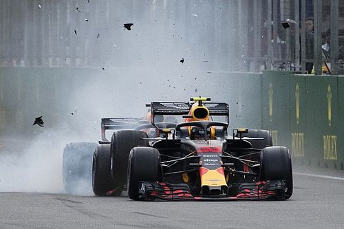 "Ricciardo was ""a passenger"" in Baku clash – Brawn"