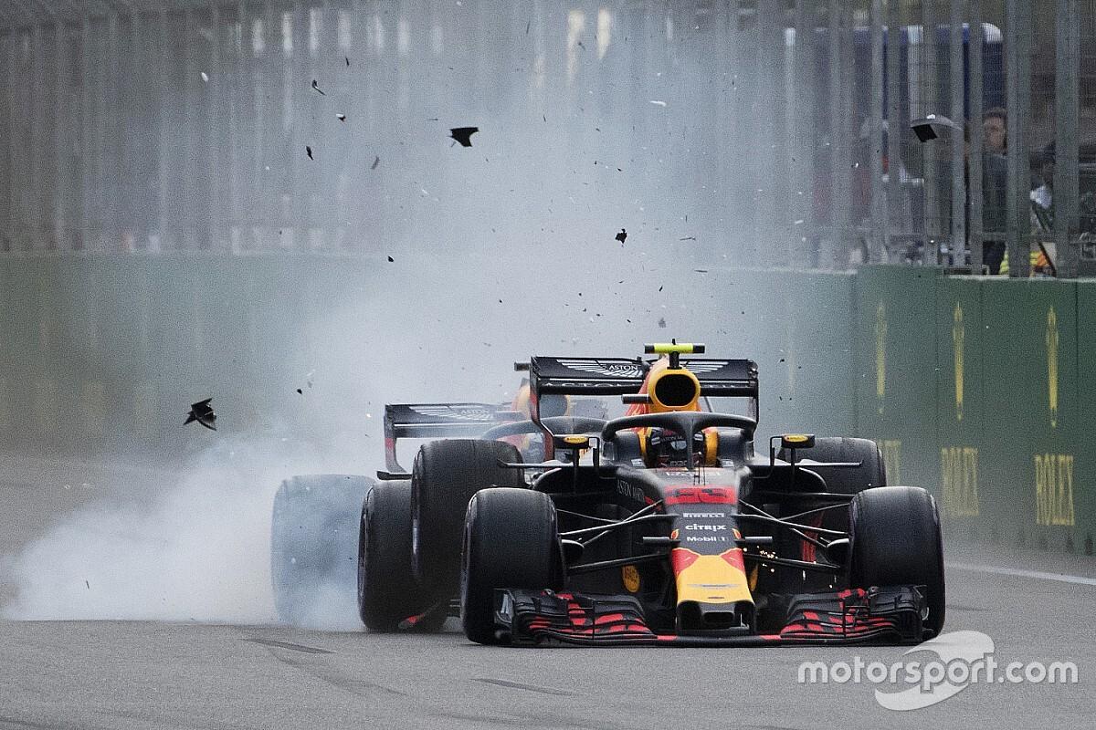 """Ricciardo: """"L'episodio di Baku è stato uno dei fattori che mi hanno spinto a lasciare la Red Bull"""""""