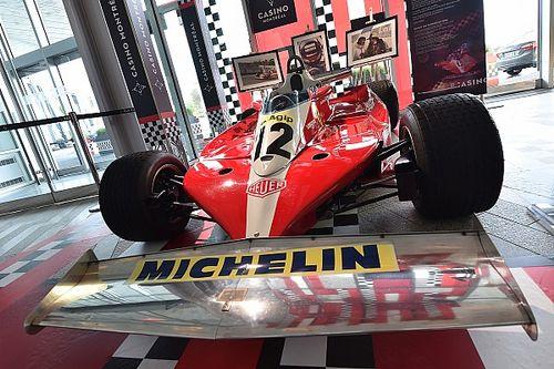 Jacques Villeneuve pilotera dimanche la Ferrari de son père