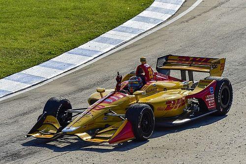 Le point IndyCar - Dixon déroule, Hunter-Reay fait plier Rossi