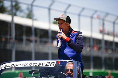 Hartley pasó por el hospital tras el accidente con Stroll