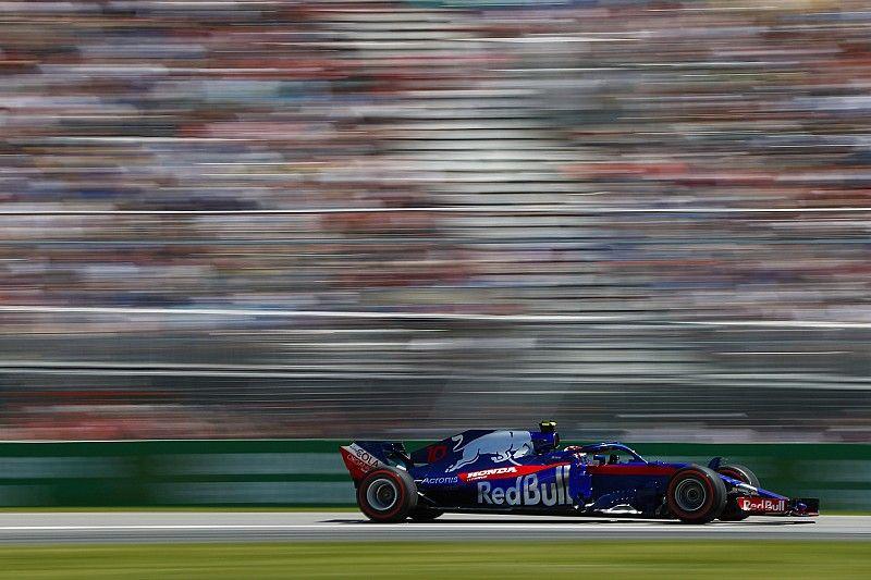 """Toro Rosso: """"El nuevo motor de Honda es mejor y más rápido"""""""