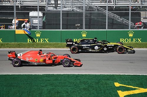 "Vettel couldn't ""slalom"" past ""ridiculous"" traffic in qualifying"
