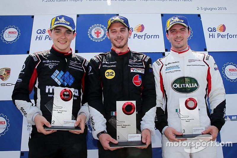 Carrera Cup Italia, Monza e il caldo hanno rimescolato tutto!