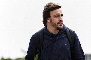 Alonso insiste en que no piensa en dejar la Fórmula 1