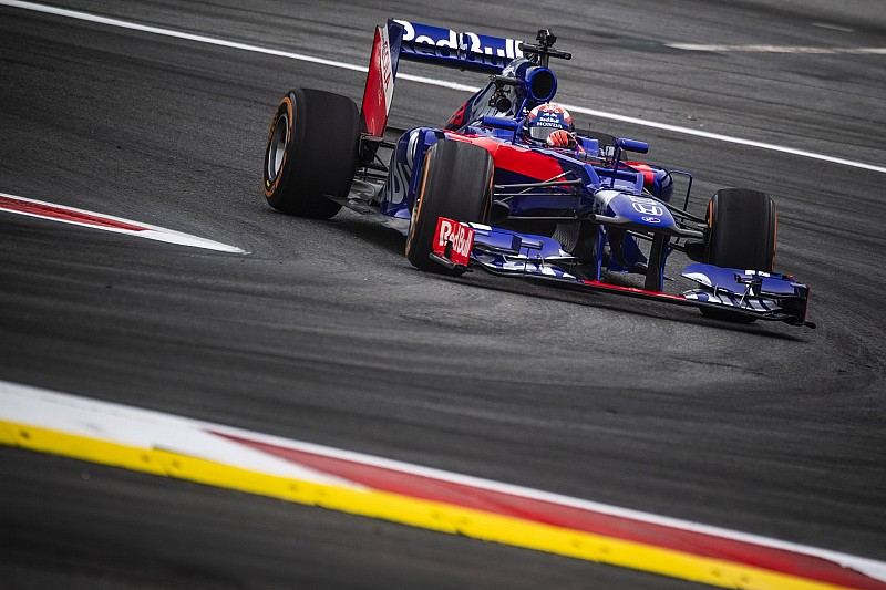 Galeri: Marquez'in Formula 1 testi