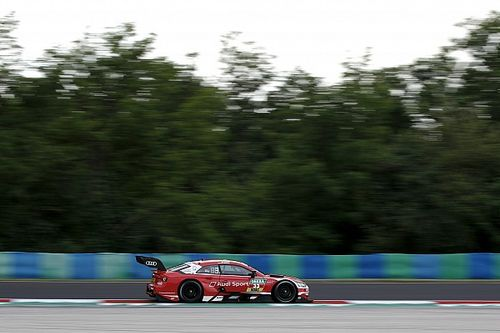 Rast bang dat goede vorm van Audi vooral aan Hungaroring ligt