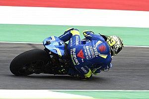 FP2 MotoGP Italia: Iannone kencang lagi, Marquez terjatuh