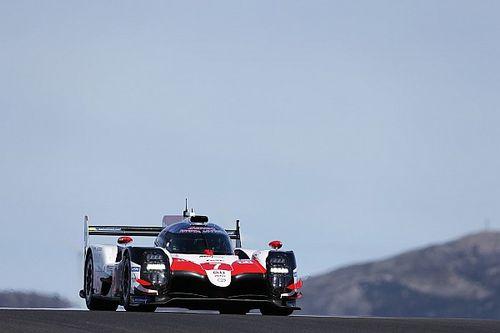 Photos - Alonso en essais avec Toyota au Portugal
