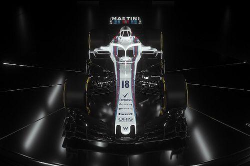 Fotogallery: ecco la Williams FW41 di Stroll, Sirotkin e Kubica
