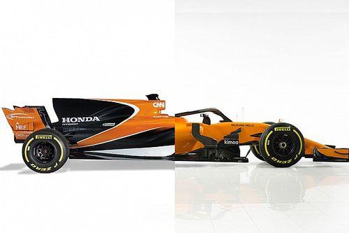 Не только цвет и Halo. Чем отличается новая машина McLaren от старой